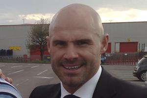 Tommy Mooney English association football player