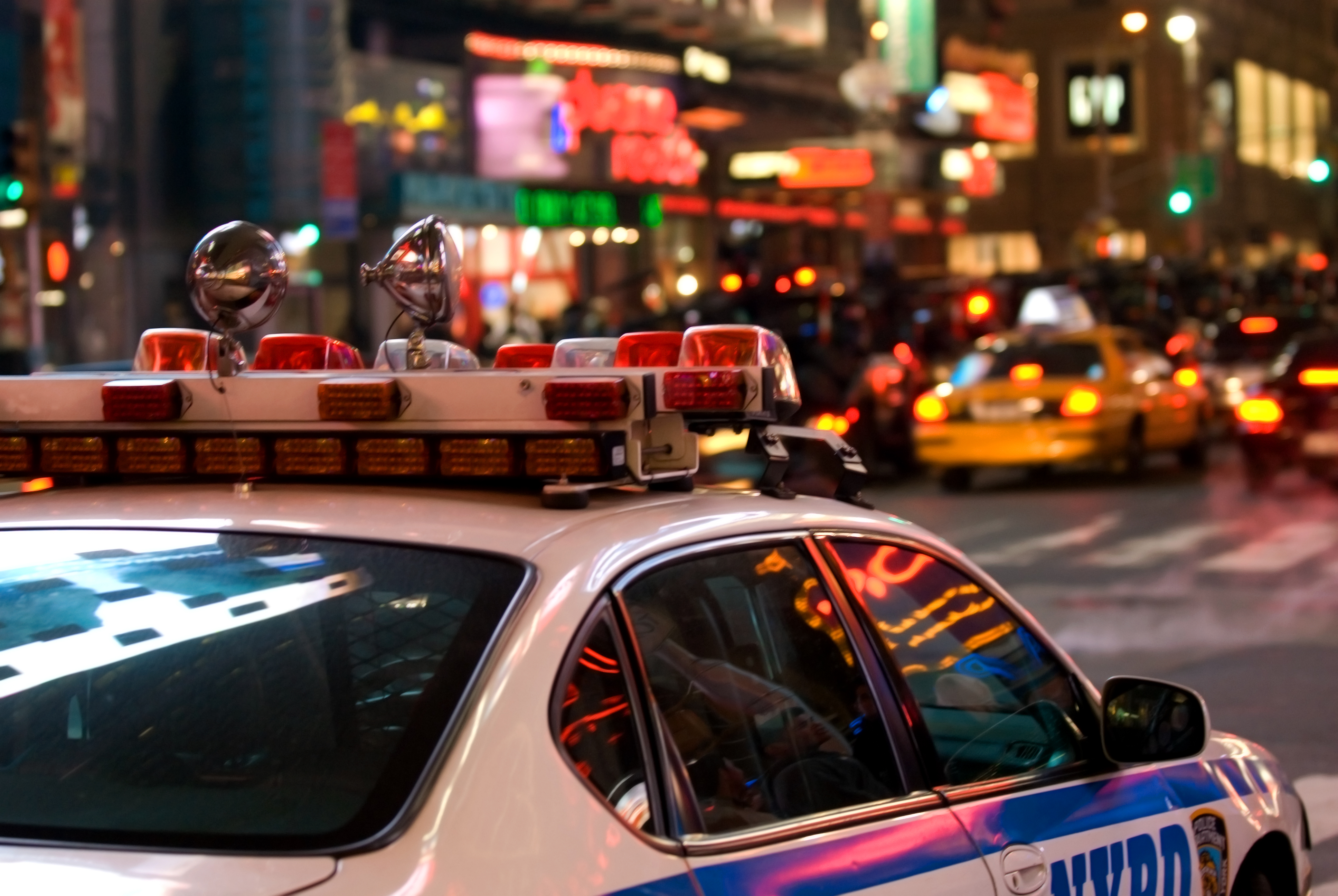 Times Square Car Accident Drugs