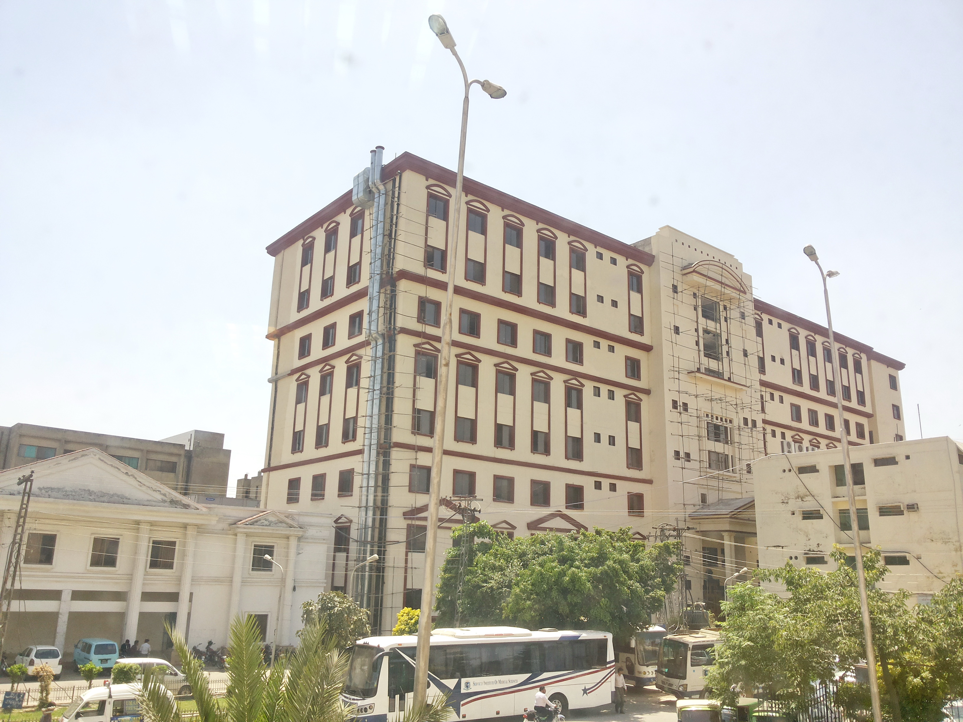 Services Hospital - Wikipedia