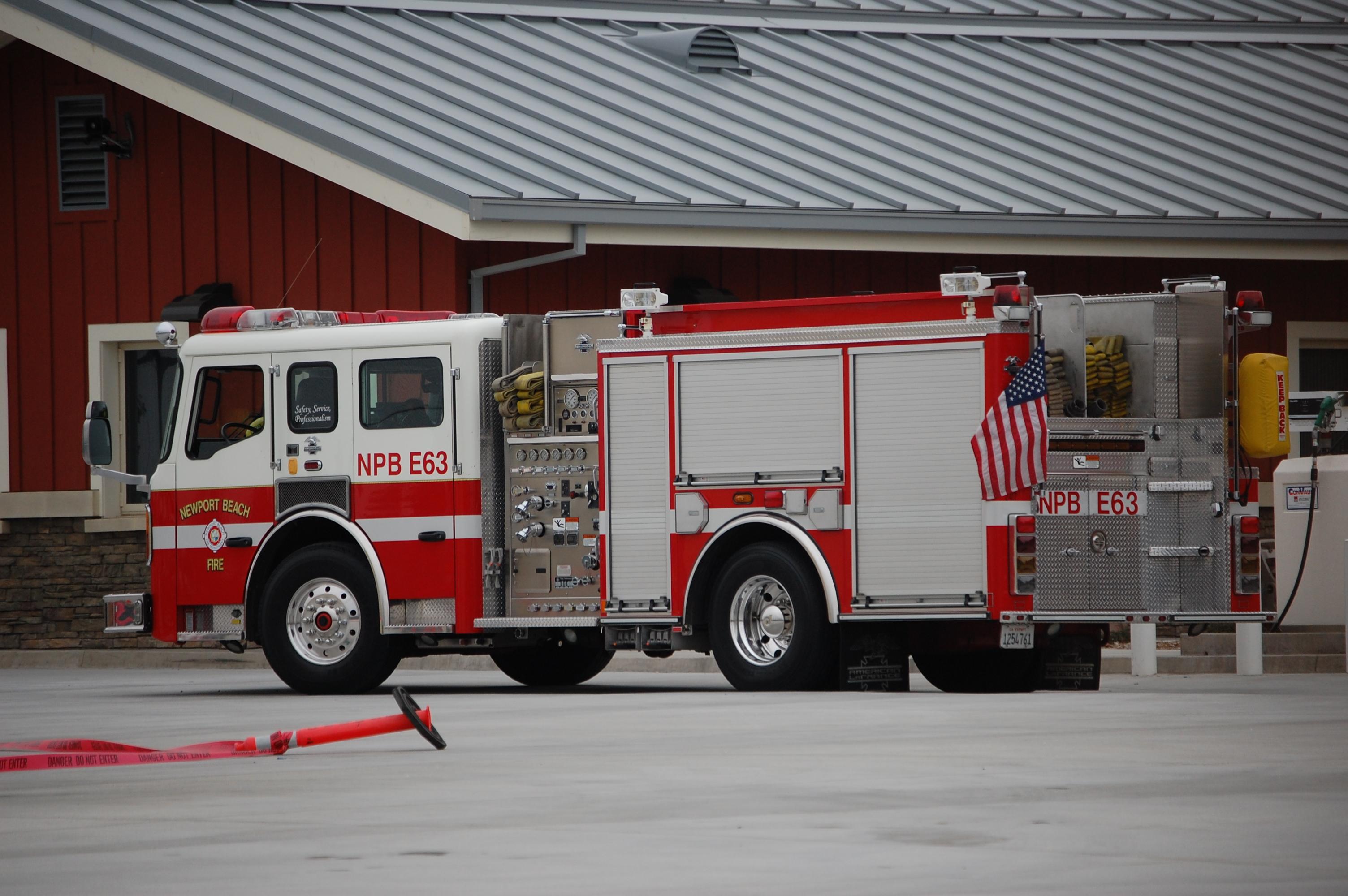 Long Beach Ca Volunteer Fire Department