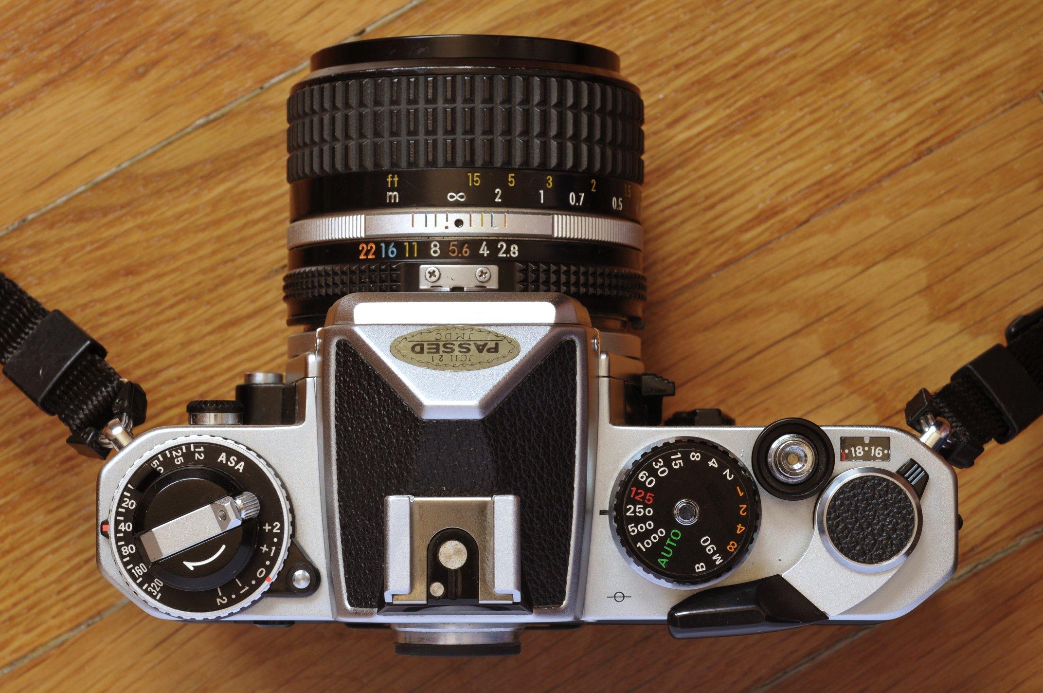 Nikon FE - Wikiwand