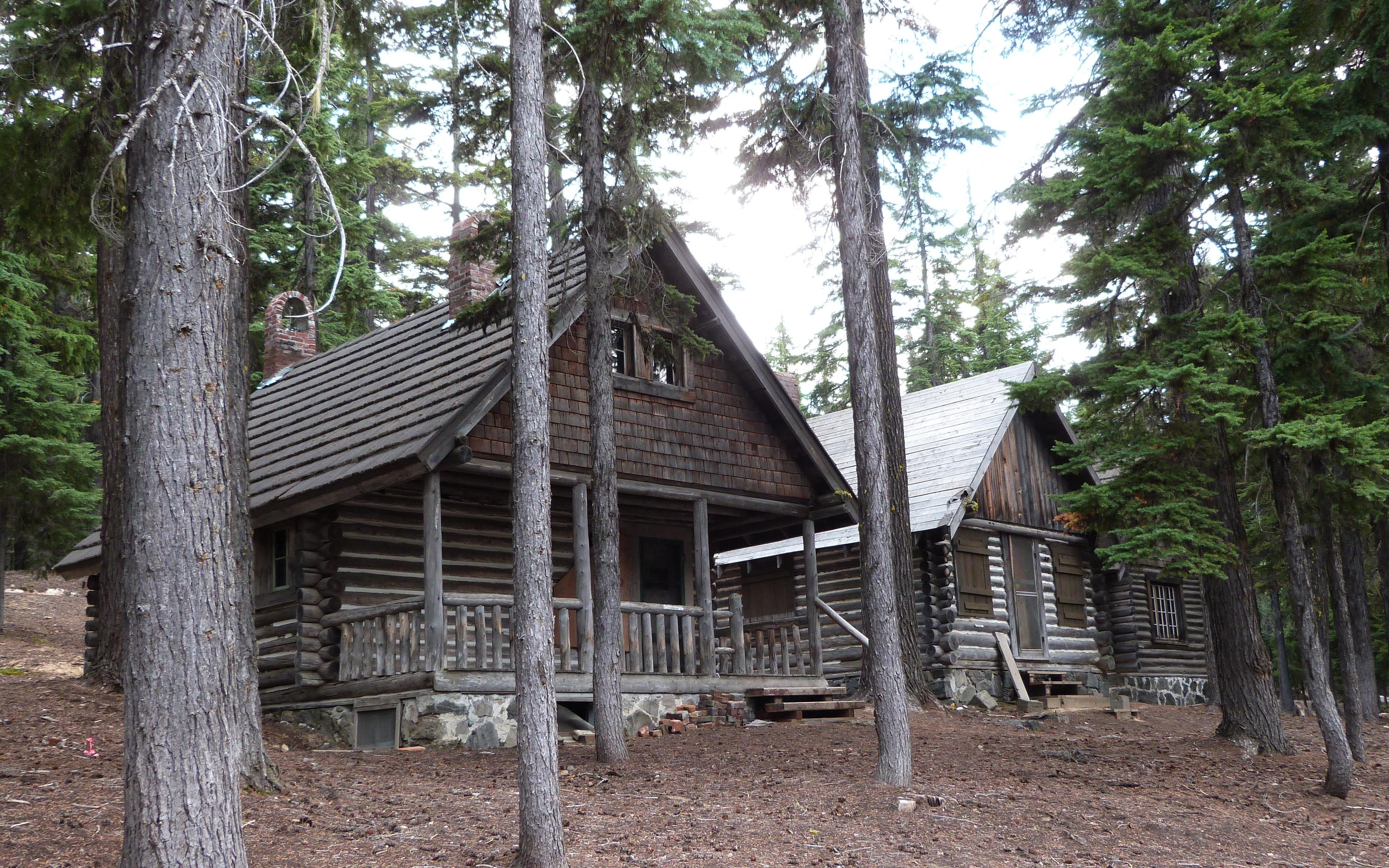 File Odd Fellows Cabins Paulina Lake Newberry Nvm Oregon