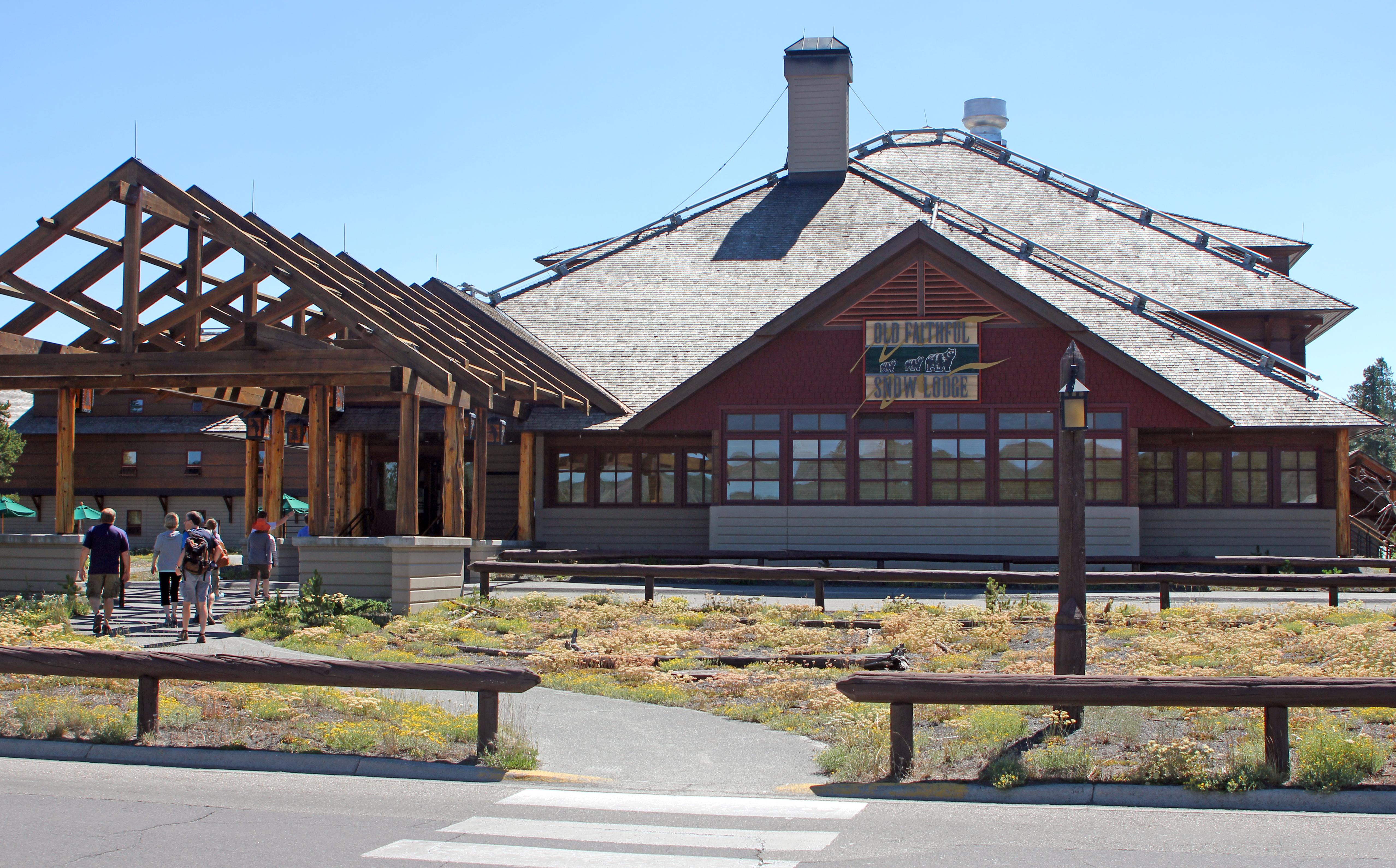 File:Old Faithful Snow Lodge (10332485853)