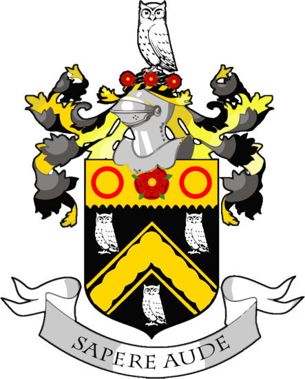 Coat of arms of Oldham County Borough Council