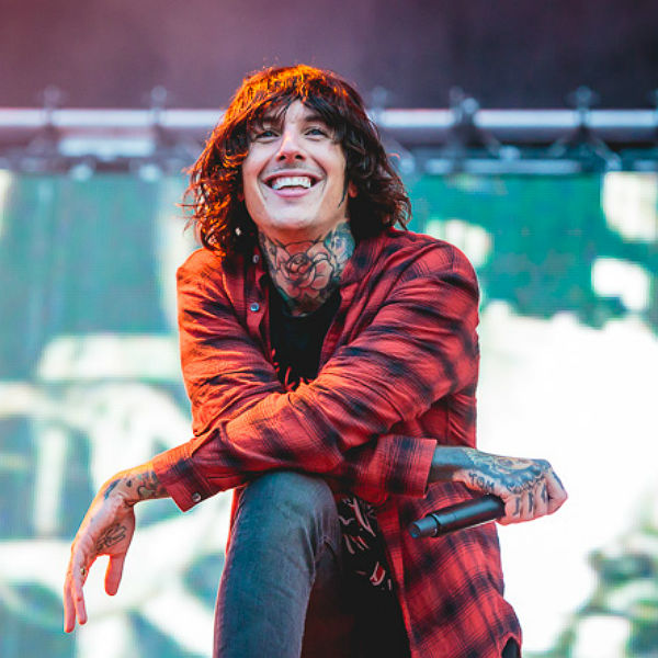 oliver sykes � wikip233dia
