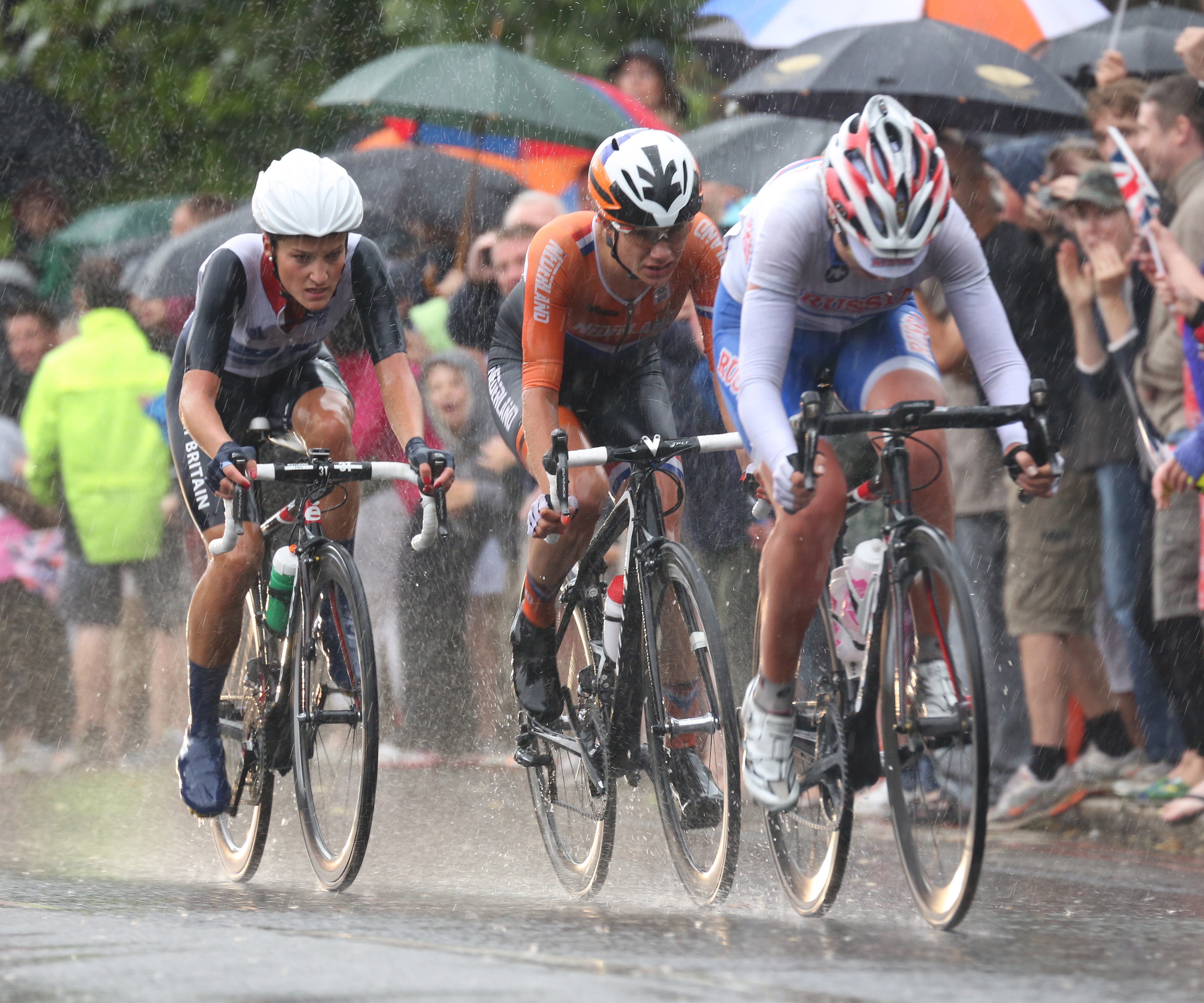 Road race with separate start. September 16, 2012 Results, pictures