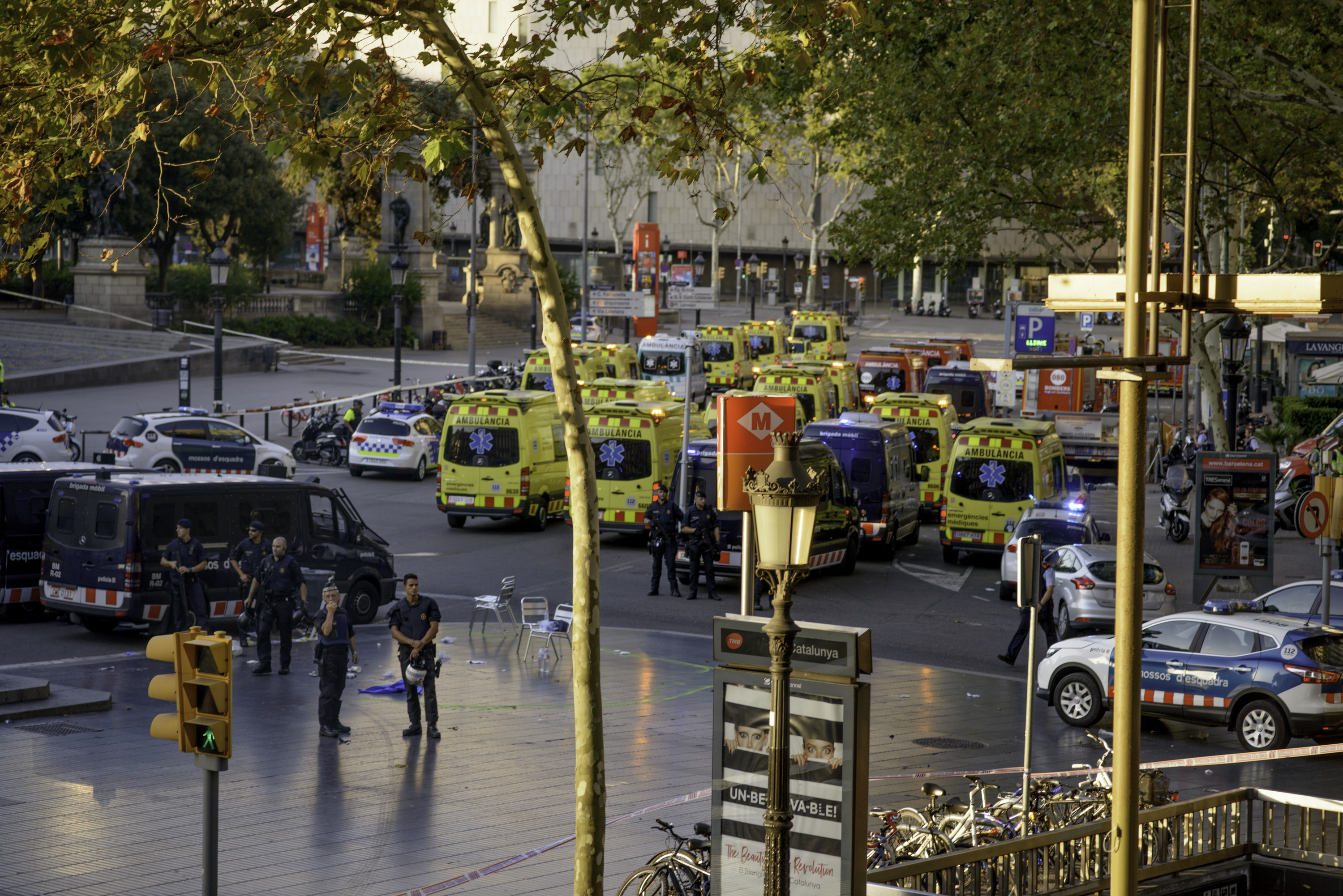 File:On 17 08 2017, day of Barcelona Terrorist Attack