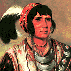 Florida Indian leader Osceola