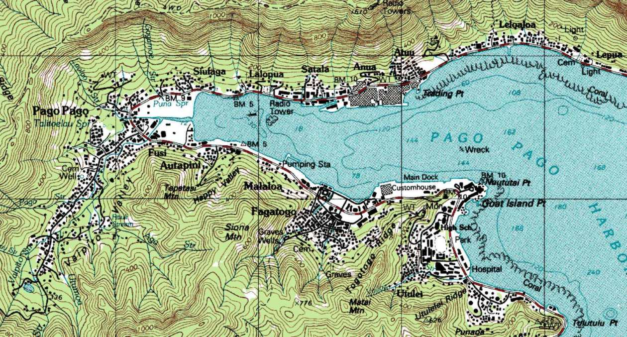 topography map with File Pago Pago Harbor on Mount Rainier additionally File Marquesas map Fr further Hobro further Nordstrand map further Montijo 1.