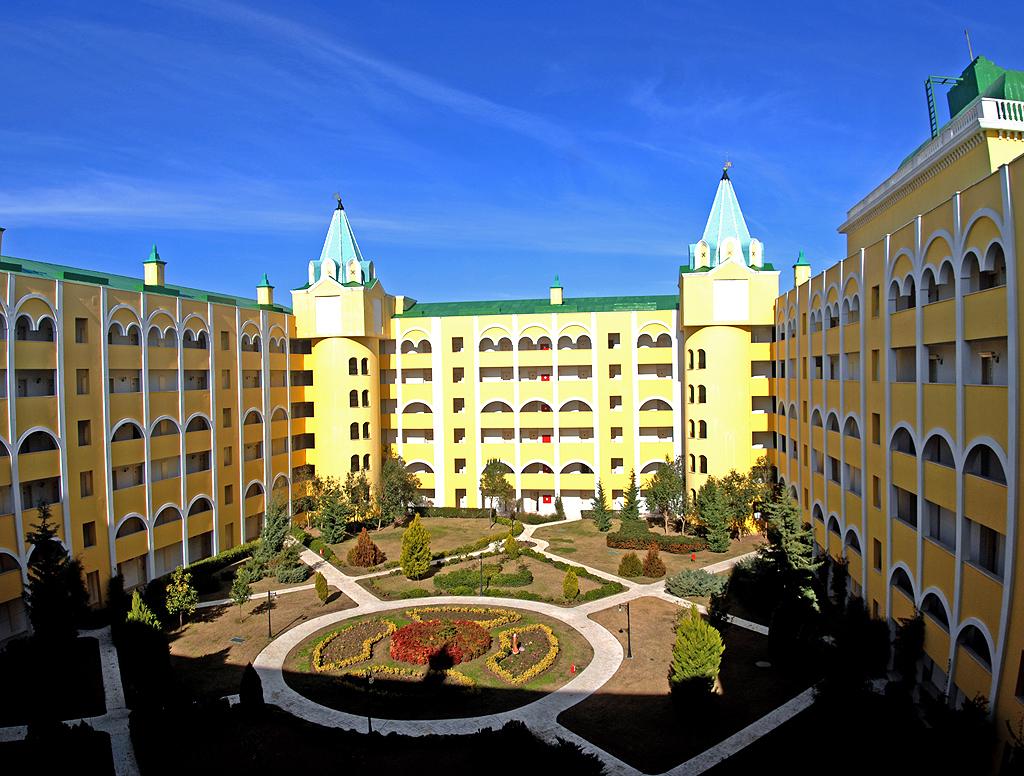Kremlin Palace Hotel Antalya