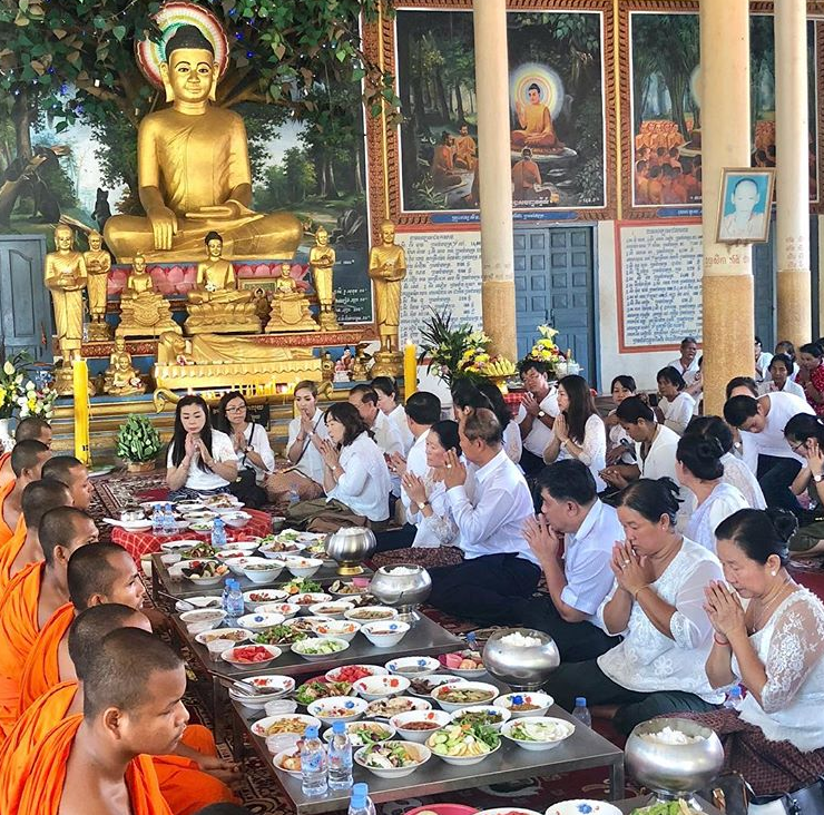 Halloween traditions across the globe Pchum Ben Khmer.png