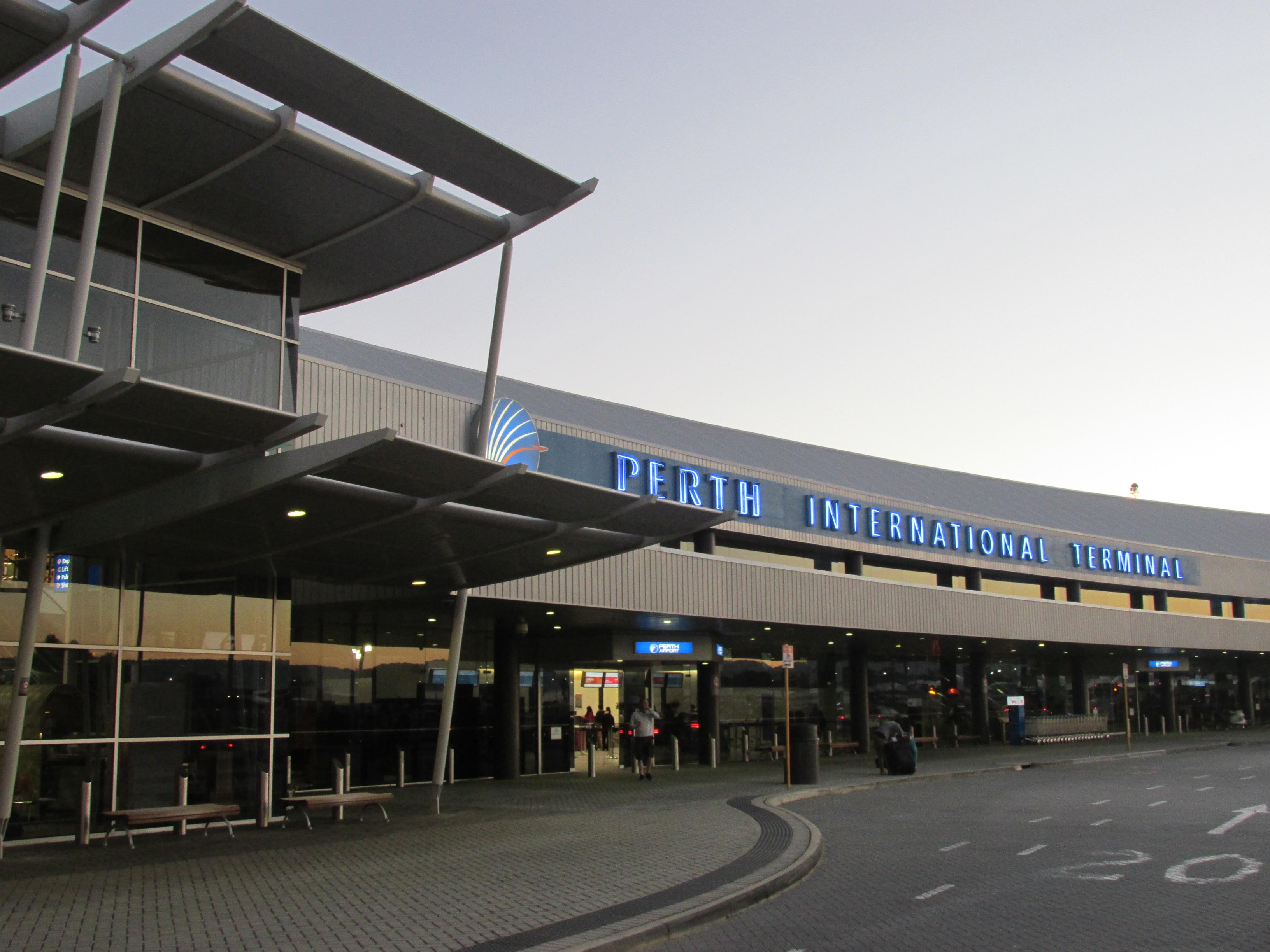 Perth Airport Wikipedia