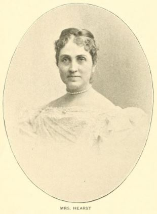 Phoebe Hearst Wikipedia