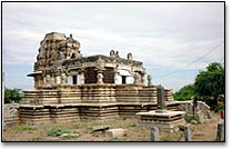 Pillalamarri, one of the oldest Hindu Temples in Suryapet