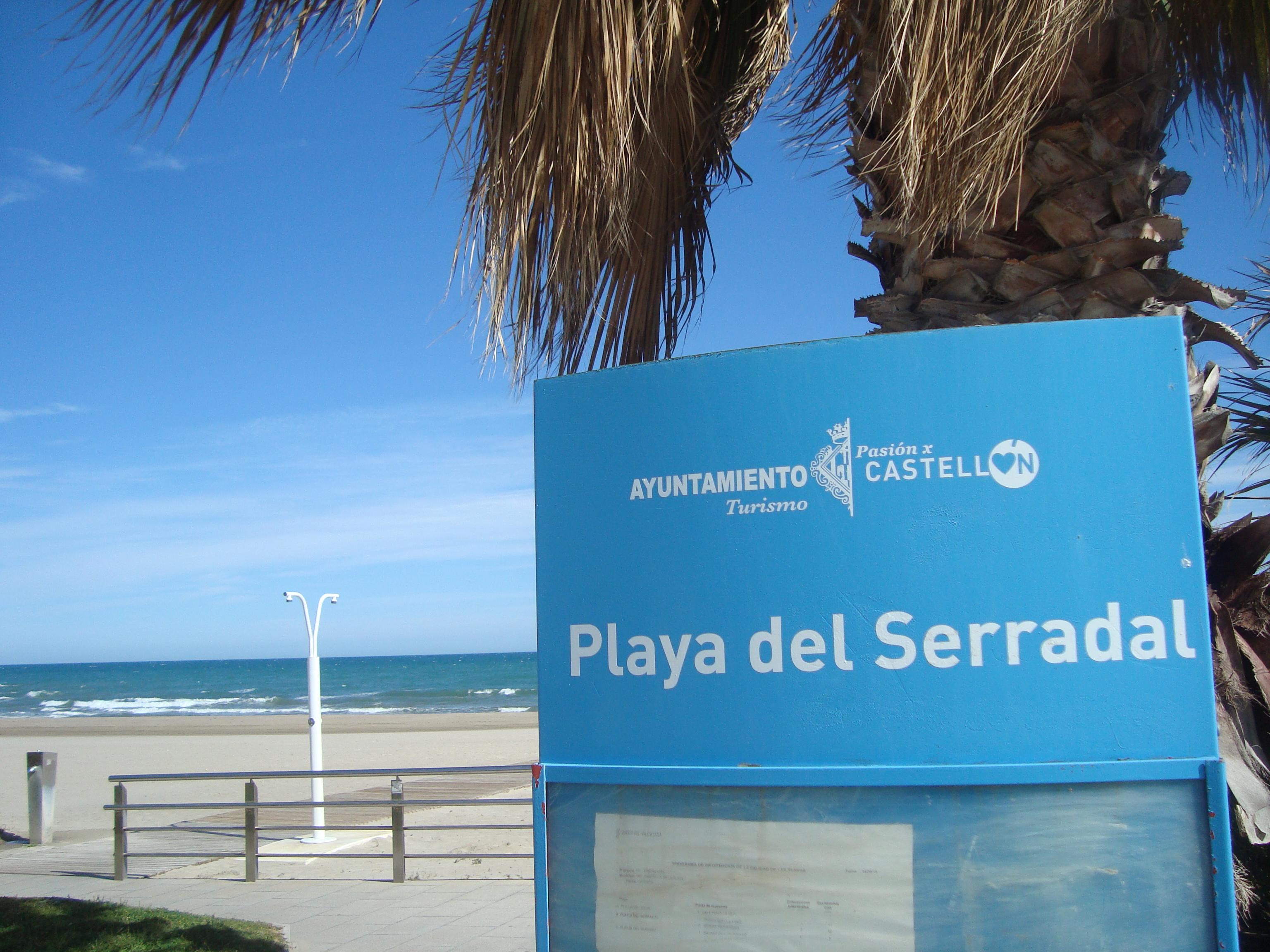 File Playa Del Serradal Castellón De La Plana Jpg Wikimedia Commons