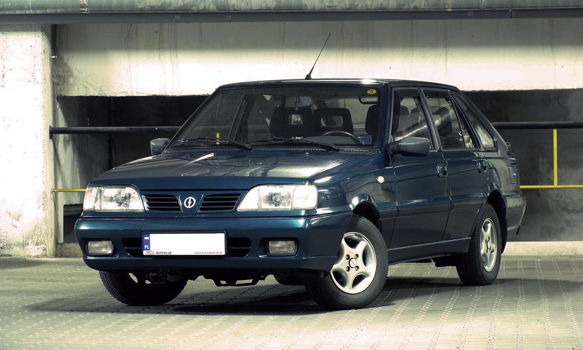 Автомобиль Daewoo Polonez
