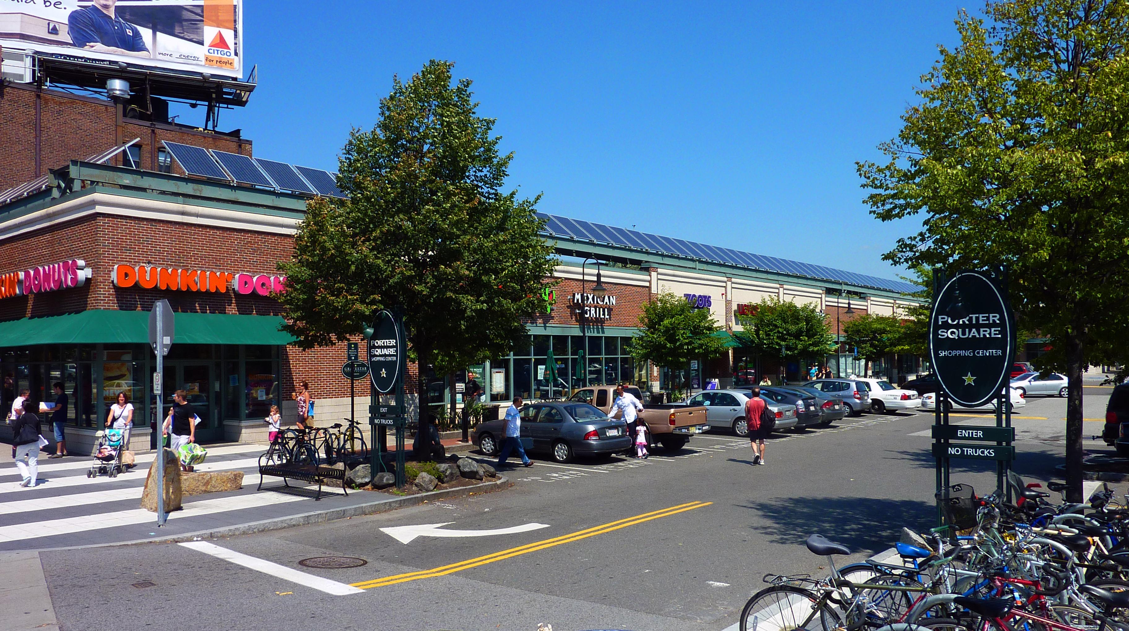 Nature Center Boston