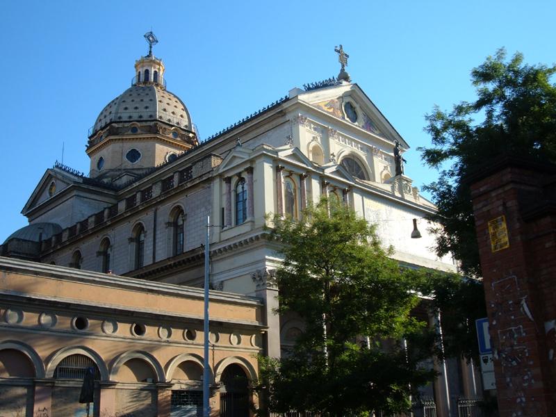 Parrocchia San Gioacchino Villa Maio