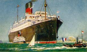 RMS <i>Andania</i> (1921) ship