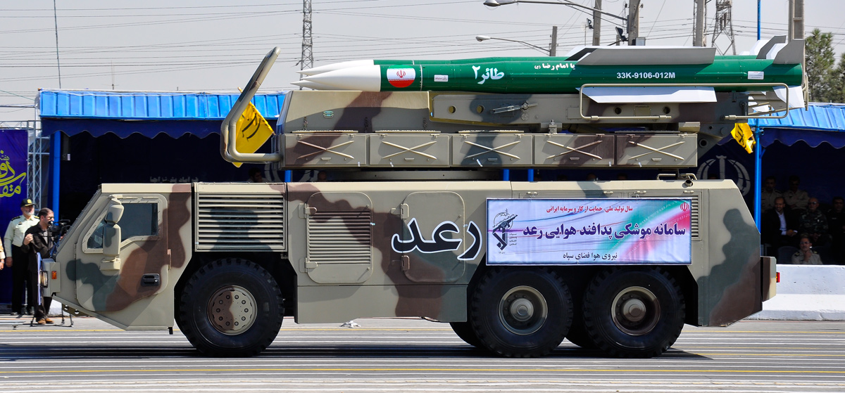 Iran Air Force (IRIAF) | News and Discussions - Page 3 RaadAntiAirMissileSystem