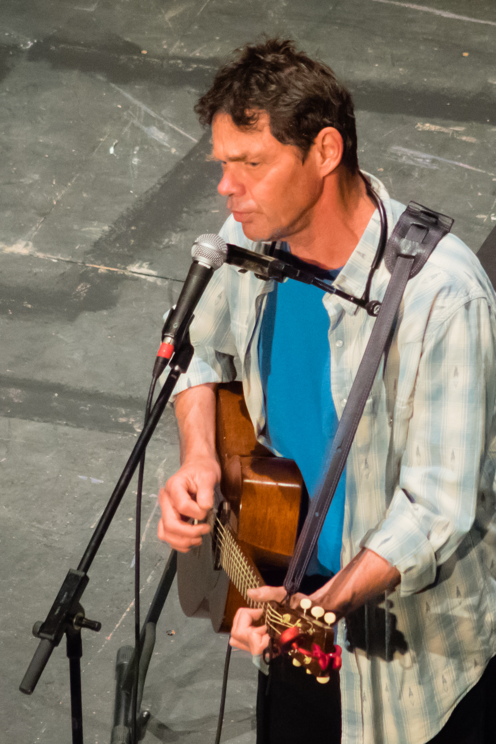Portrait of Rich Hall