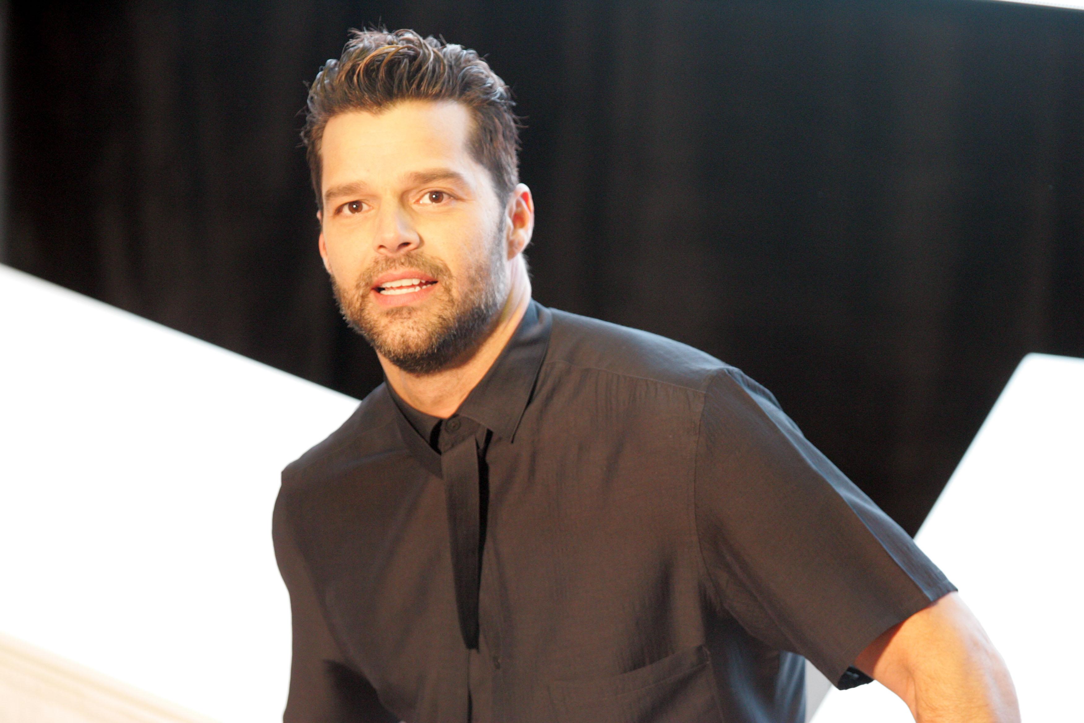 Ricky Martin Größe