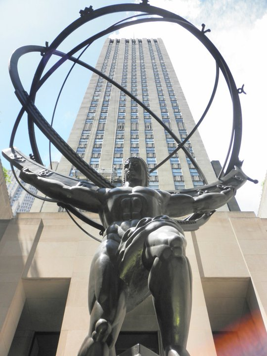 Atlas (statue)