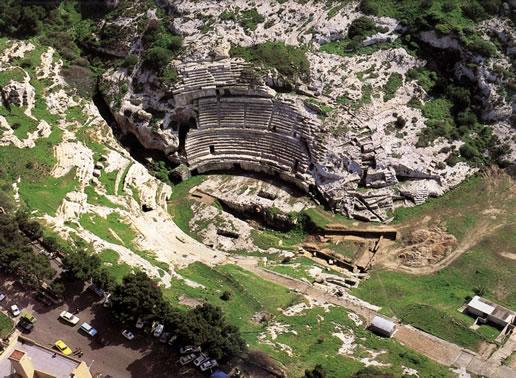 Roman Amphitheatre of Cagliari