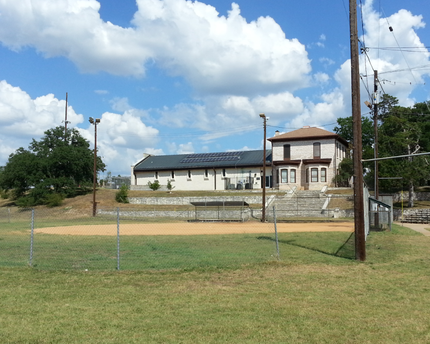 park and recreation center