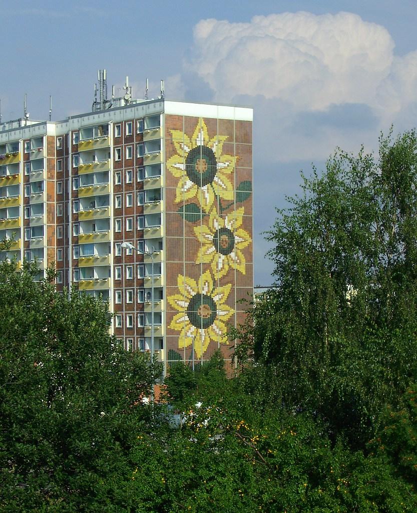 Rostock Sonnenblumenhaus