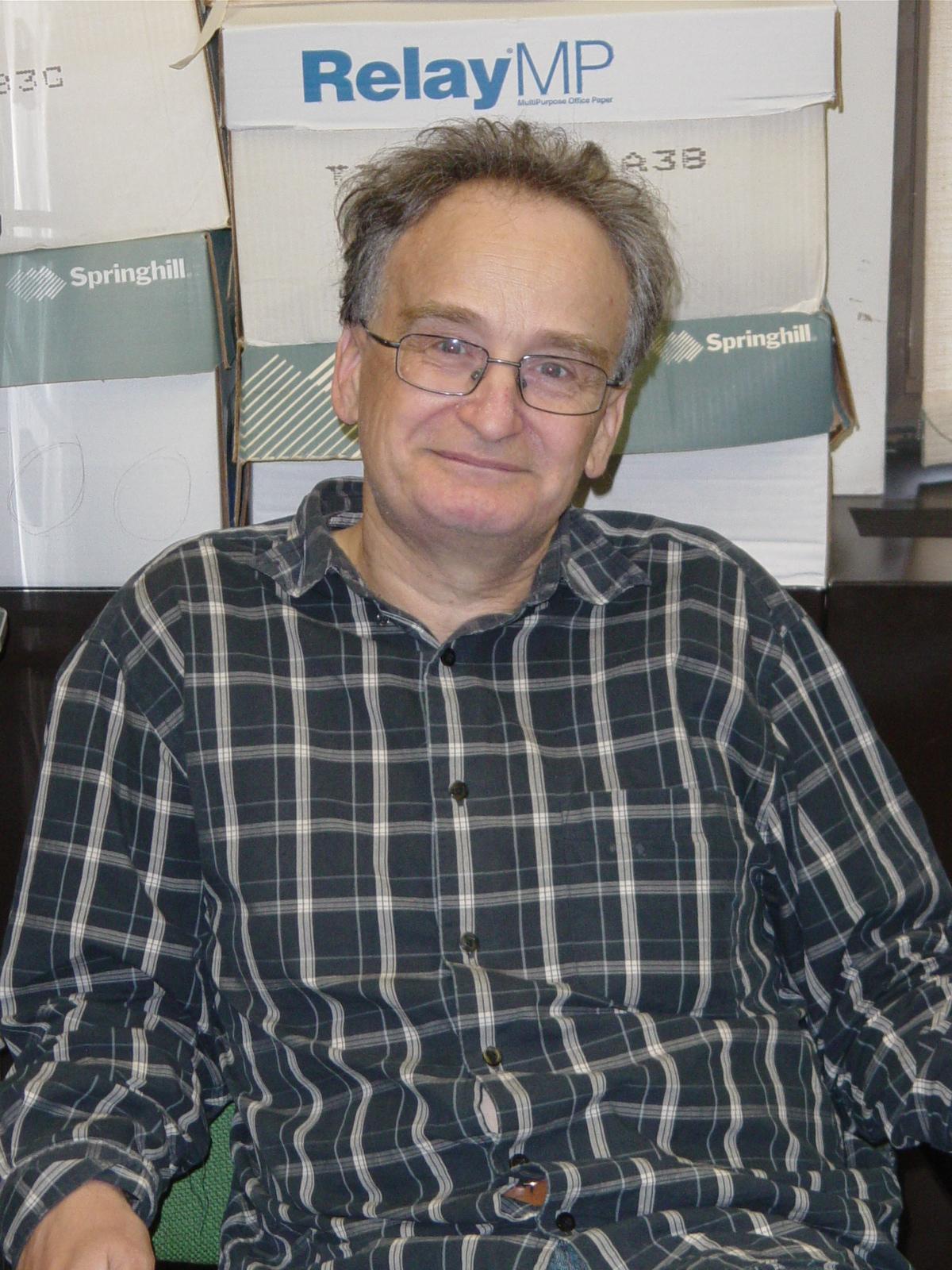 Saharon Shelah, [[Rutgers University]], 2005