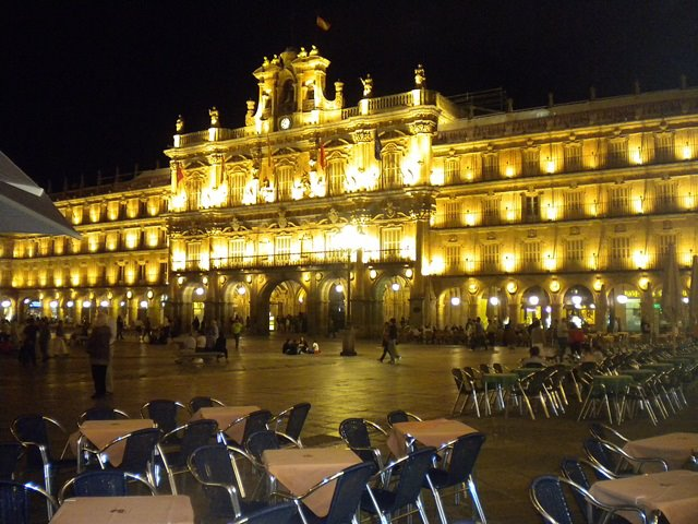 Salamanca (Plaza Mayor) 2012 003