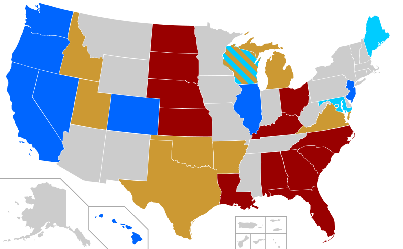 Same-sex unions in the united states