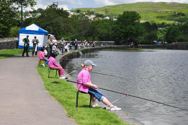 File school fishing competition cyfartha castle lake for The fishing school