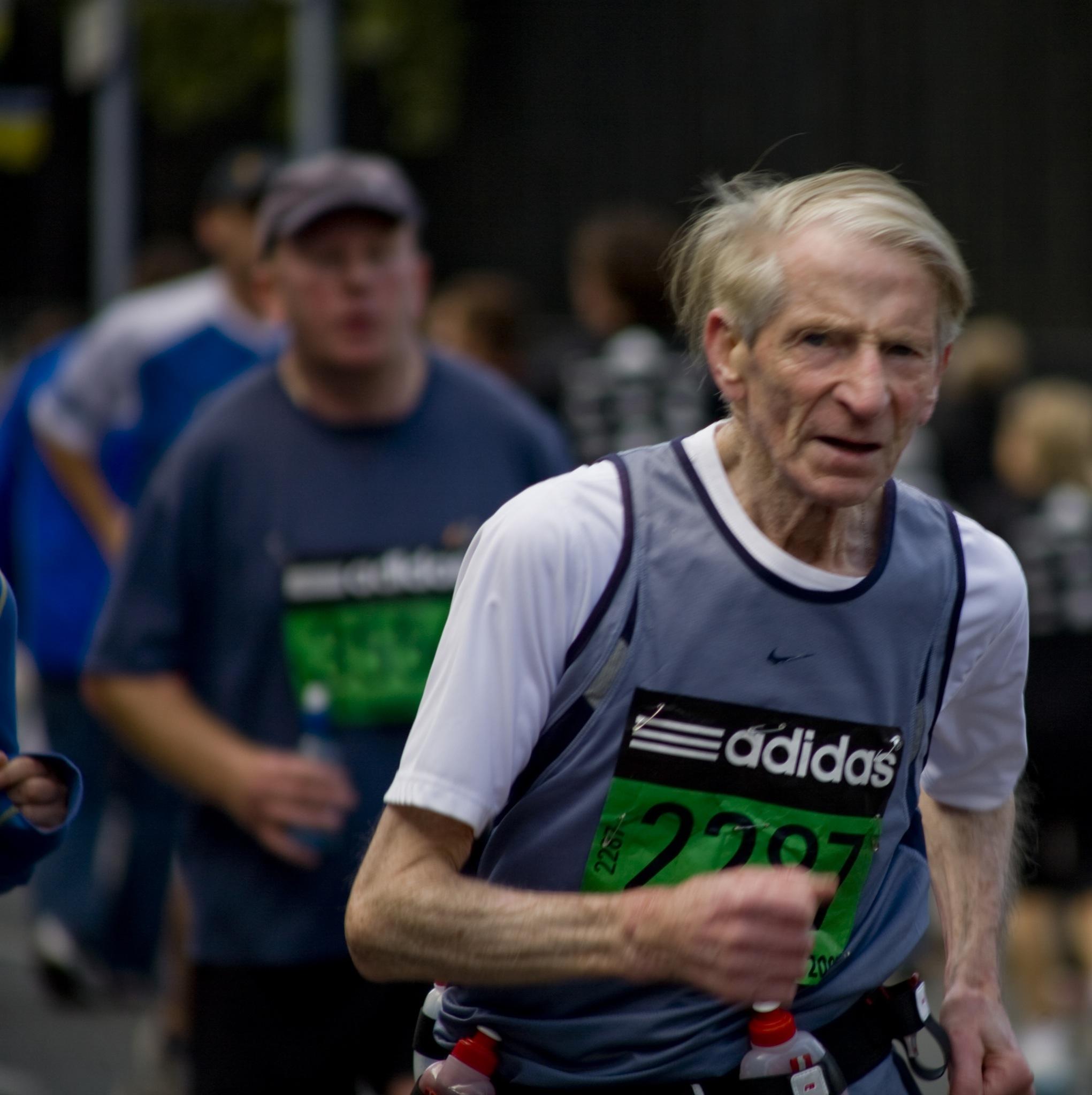 grandmaster running