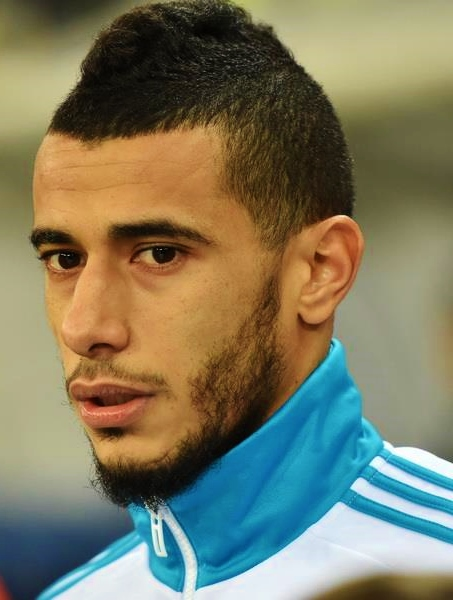The 28-year old son of father (?) and mother(?) Younès Belhanda in 2018 photo. Younès Belhanda earned a  million dollar salary - leaving the net worth at  million in 2018