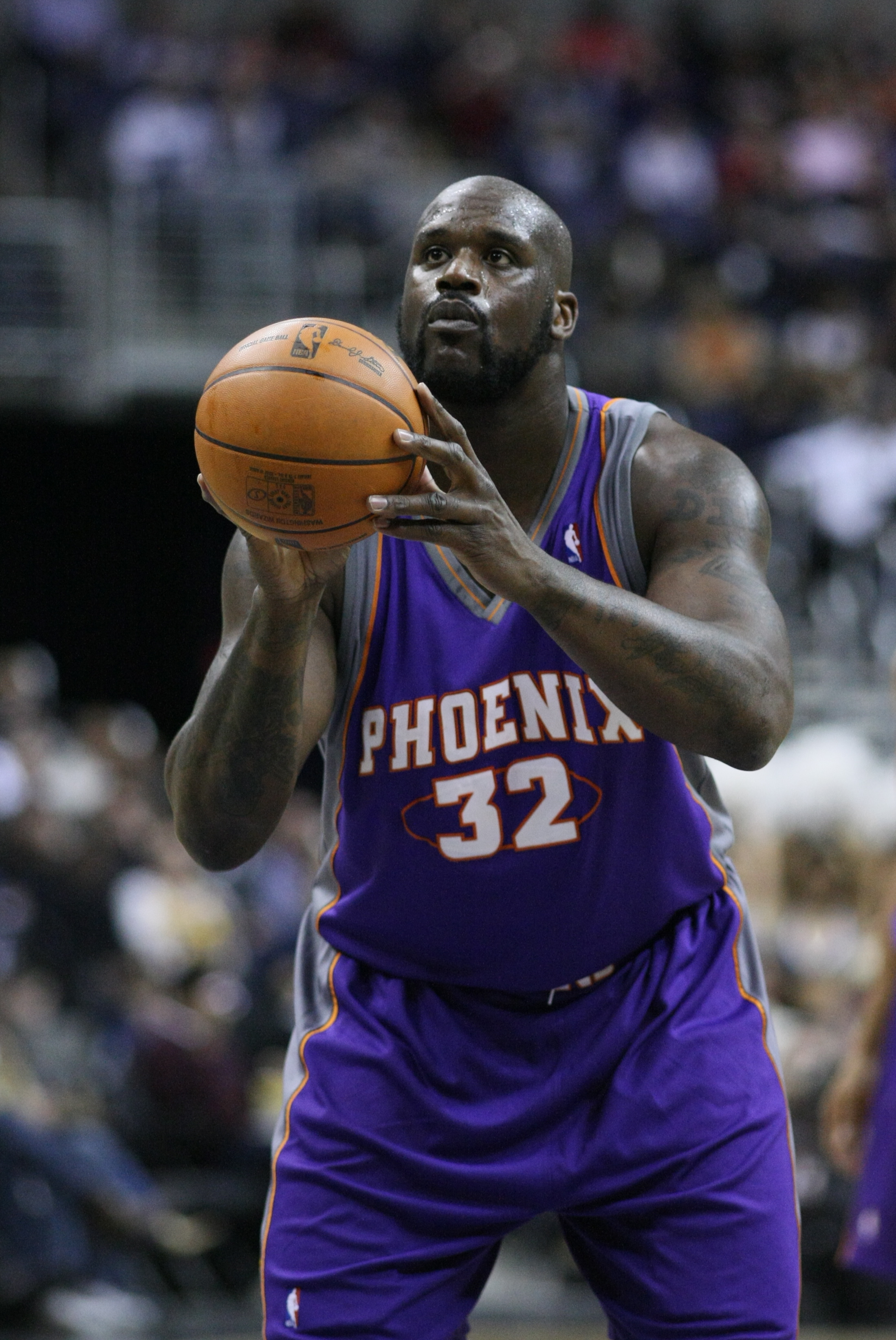 File Shaquille O Neal Free Throw Wikimedia mons