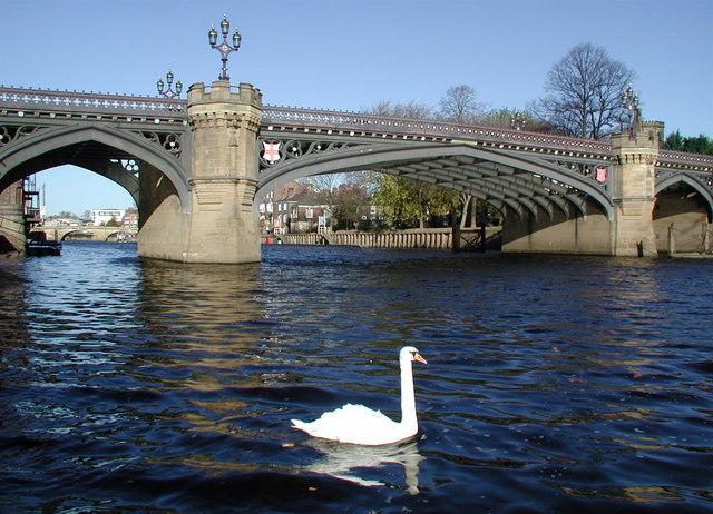 Skeldergate Bridge, York - geograph.org.uk - 608459