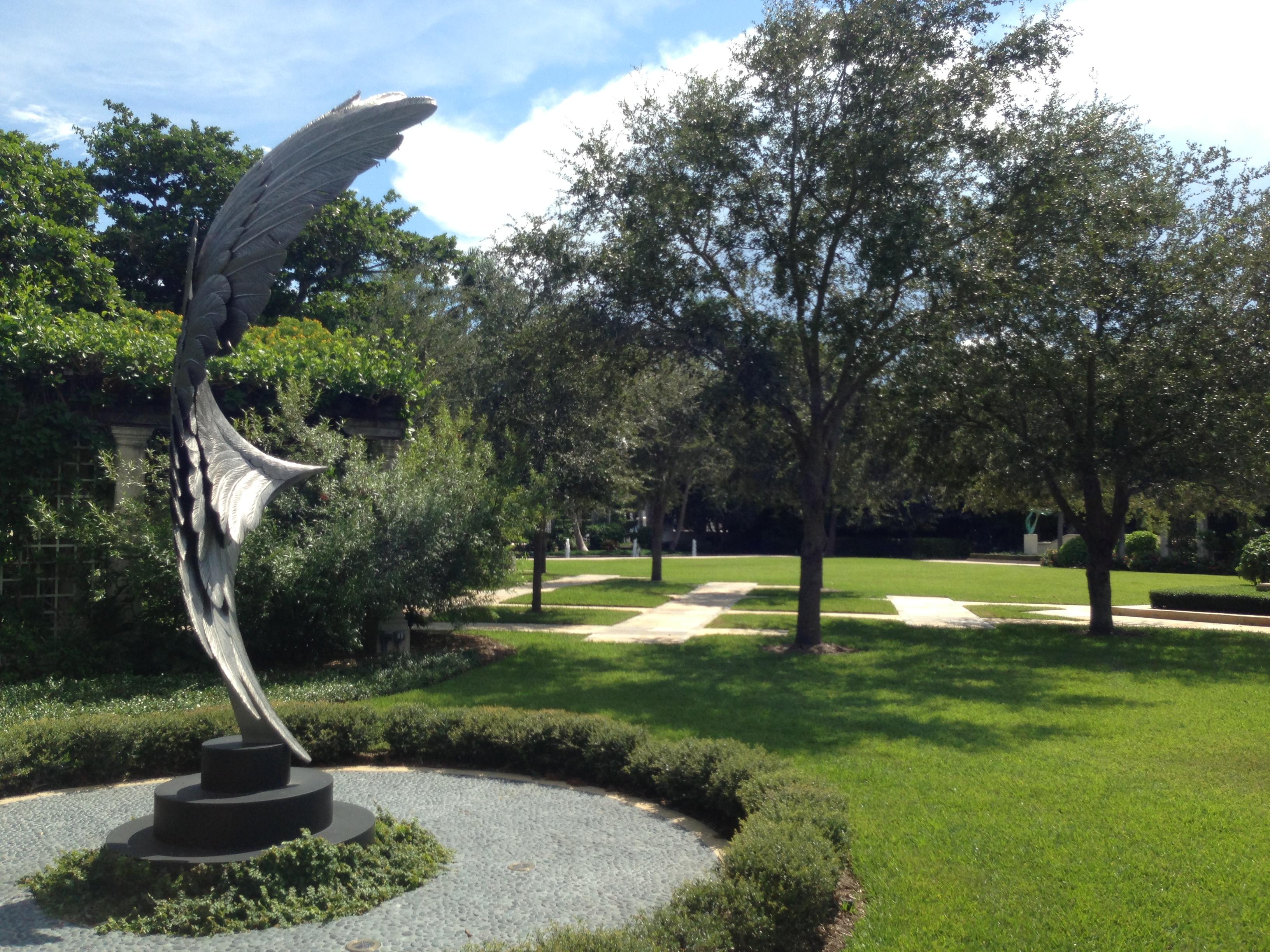 Society The Four Arts Garden Palm Beach Florida
