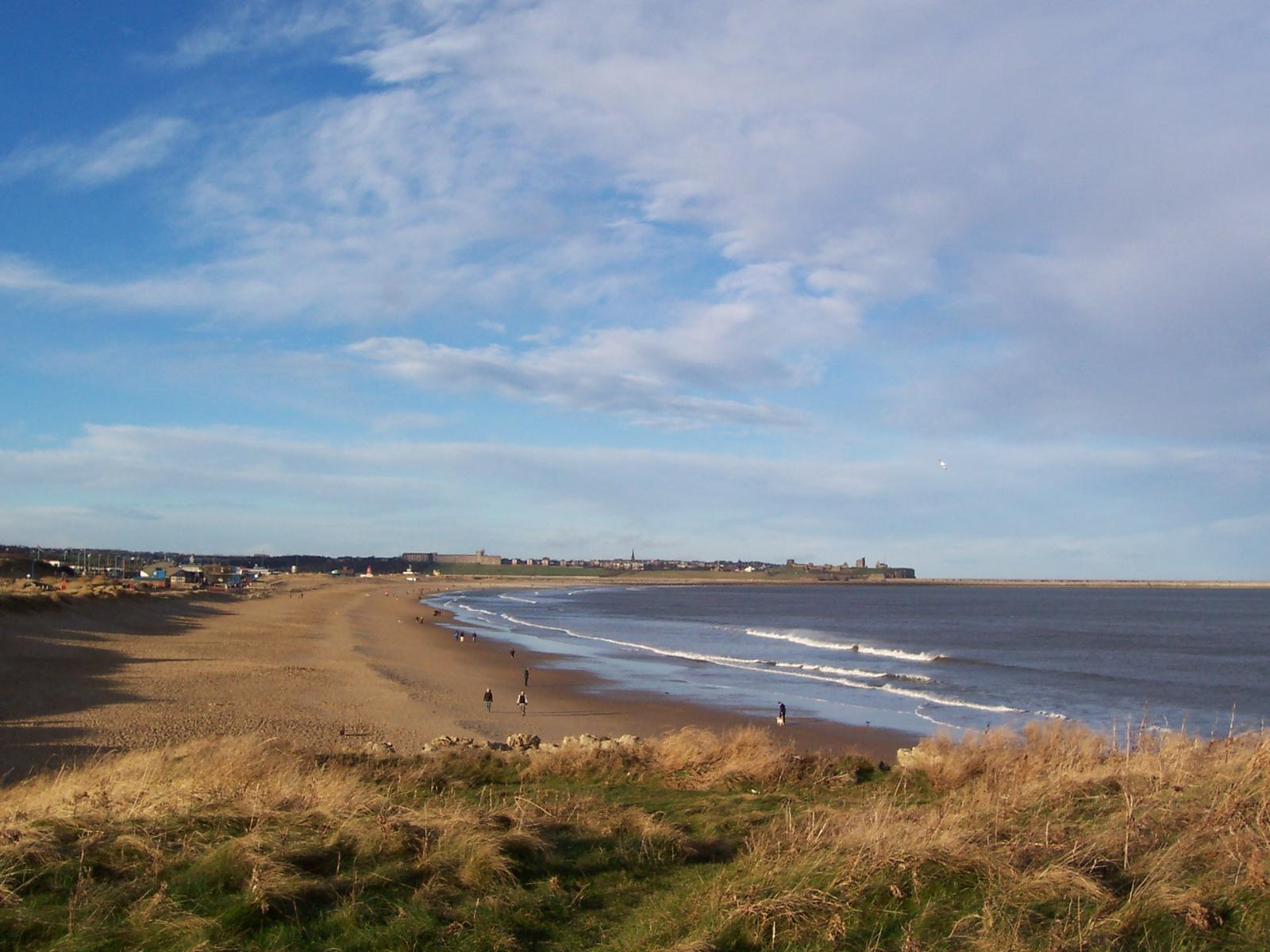 South Shields Beach Weather