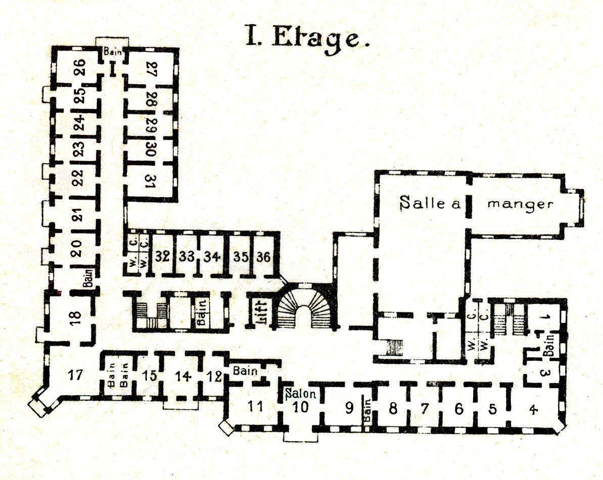 Grundriss Hotelfoyer : File sporthotel grundriss etage g wikimedia commons
