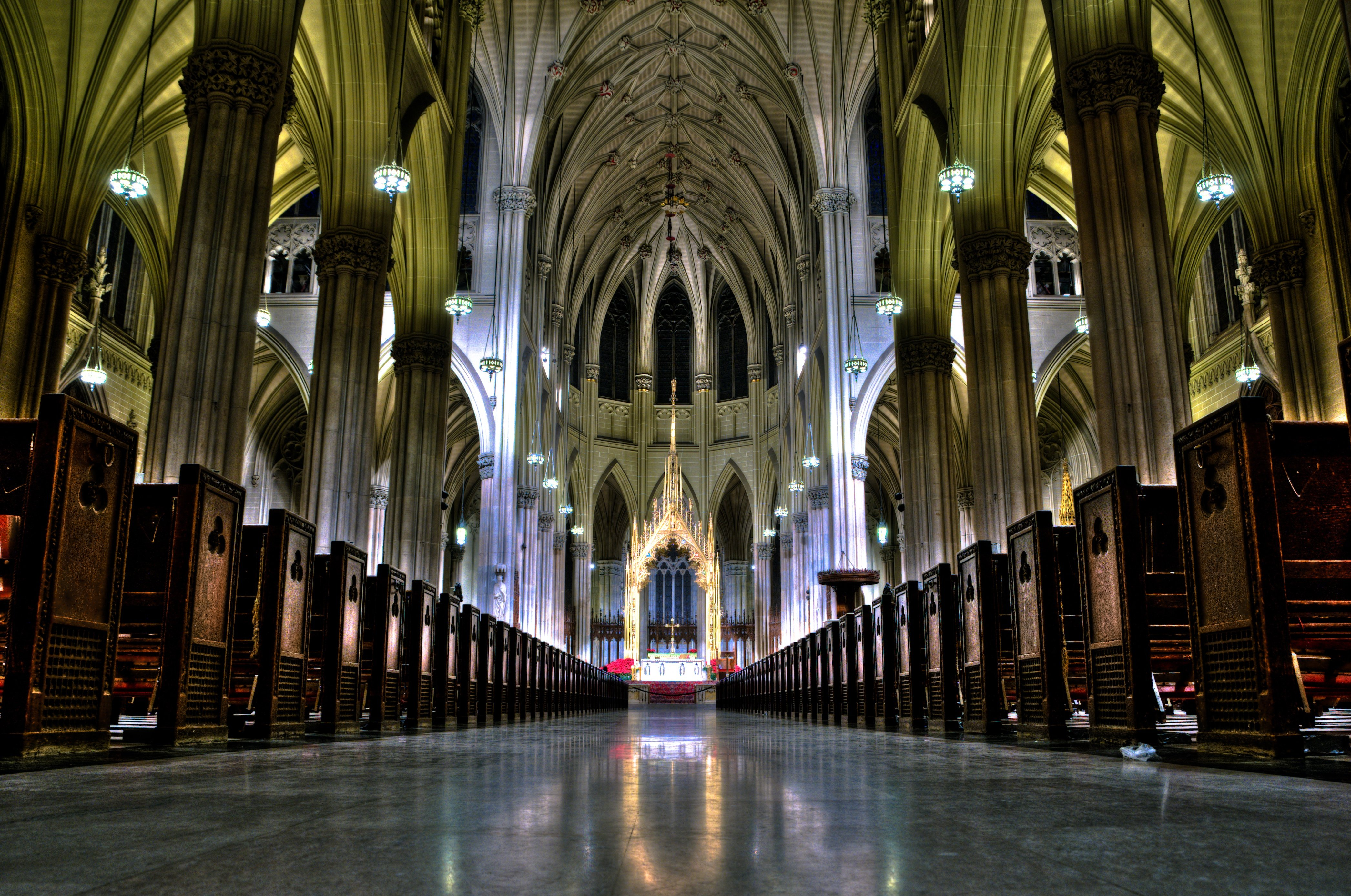 st patricks cathedral As a then 28-year-old jewish journalist living in the village, it was incongruous  that the massive st patrick's cathedral was my refuge.