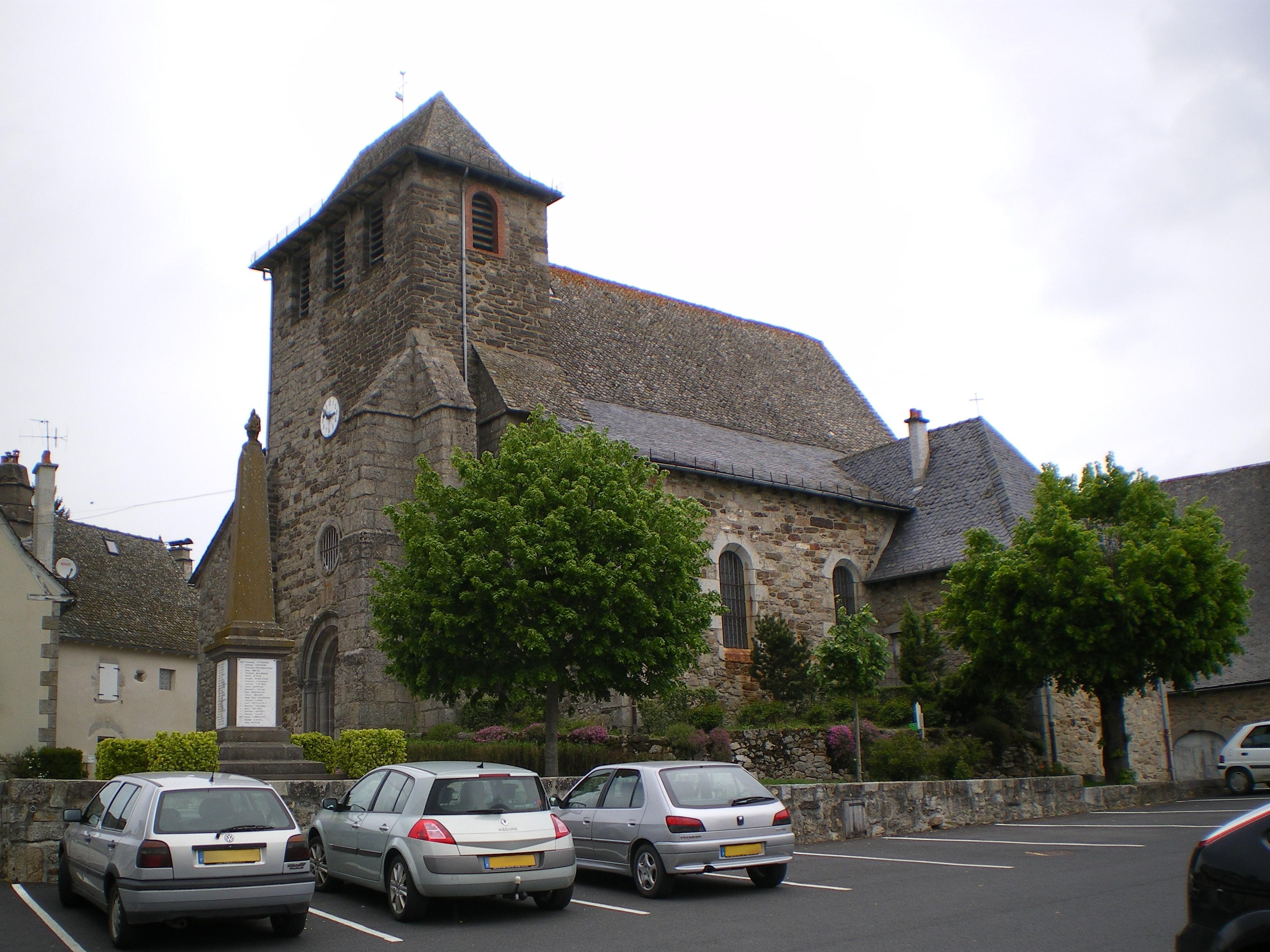 Saint-Mamet-la-Salvetat