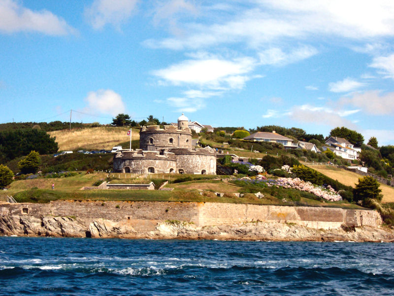 St Mawes Castle - geograph.org.uk - 1977241