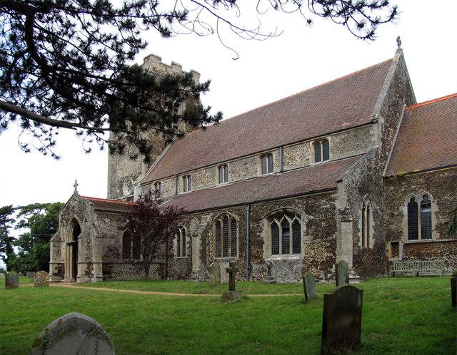 St Peter, Wolferton, Norfolk - geograph.org.uk - 317258