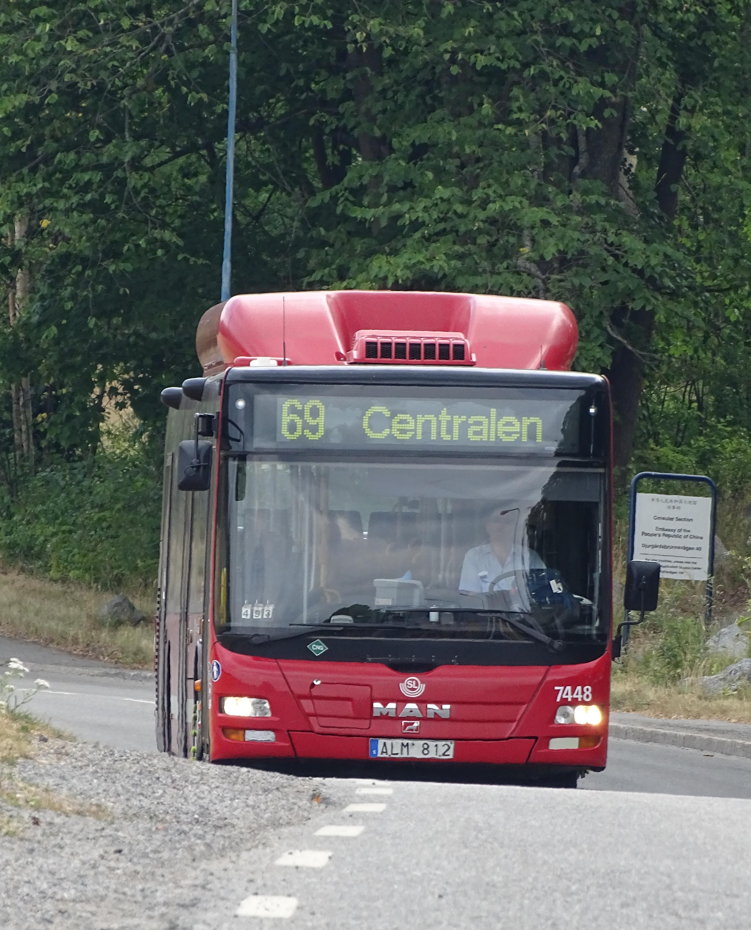 Buss 69 Sl