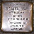 Stolperstein Oberweg 4 Klara Kaufmann.jpg