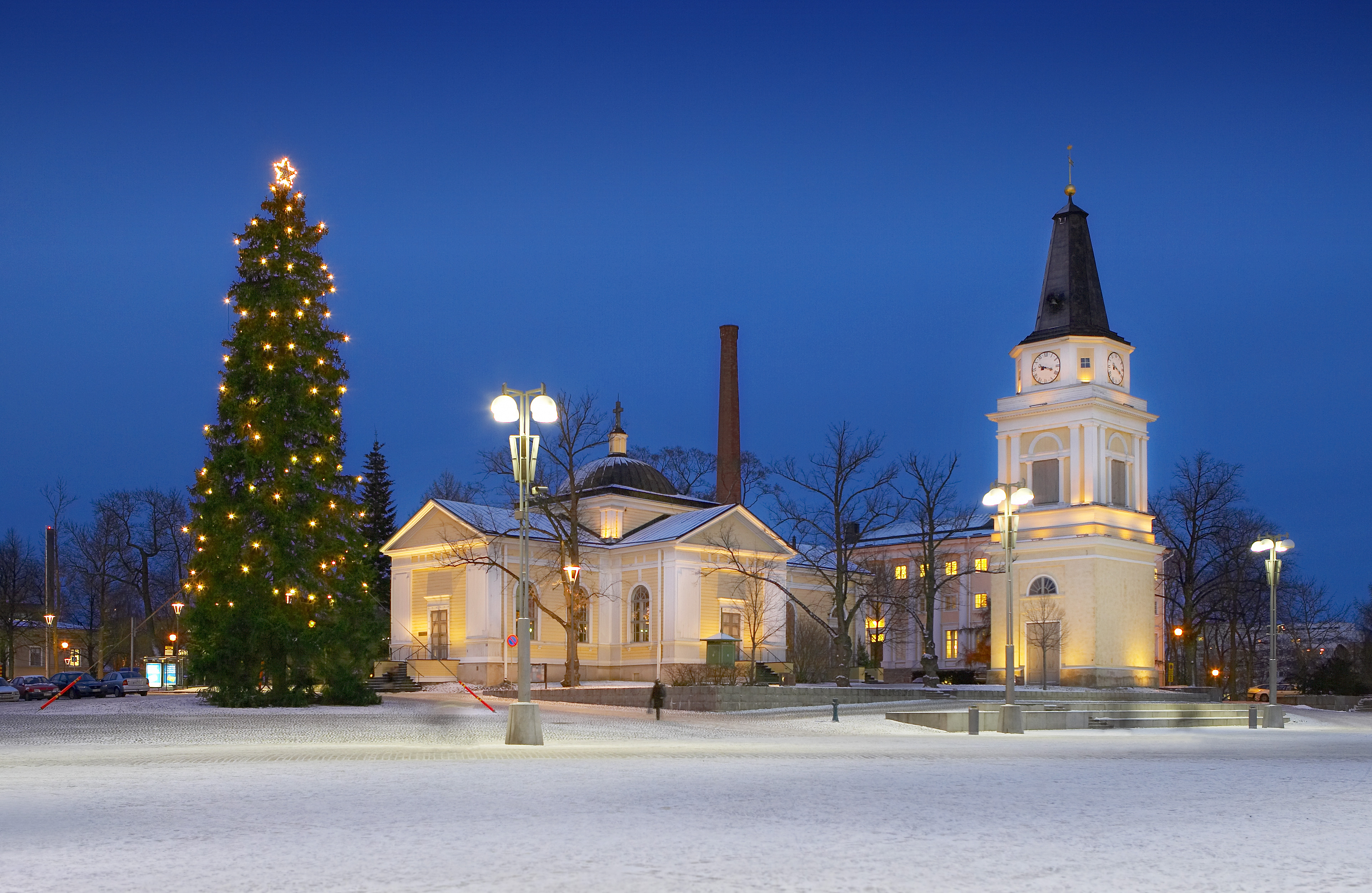 Vanha kirkko (Tampere) – Wikipedia