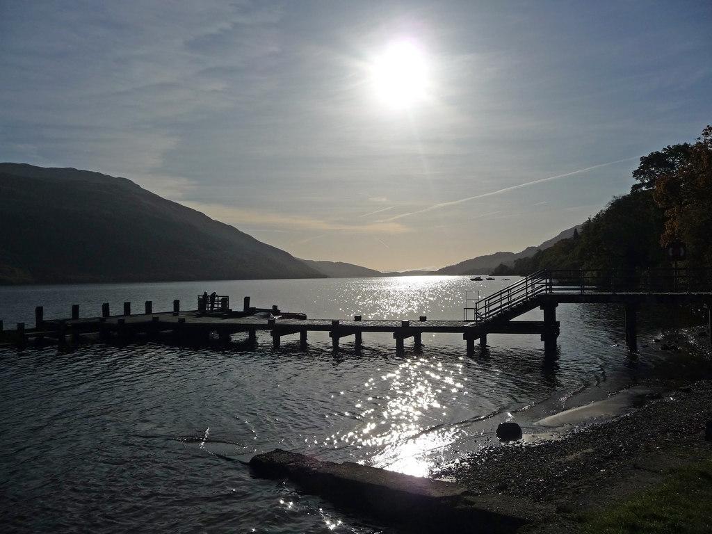 Tarbet, Argyll - Wikipedia