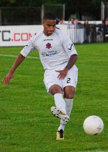 Taylor Benjamin Guyanese footballer